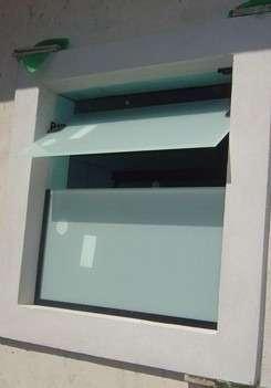 janela de vidro ba